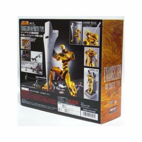 Soul Of Chogokin Gx-17 Evangelion 00 Proto Tipo Action Figure Bandai da Giappone
