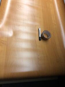 Hygienic Wall Wood Effect pvc Roll X 6m X 80mm Wide(caravan,c<wbr/>amper)