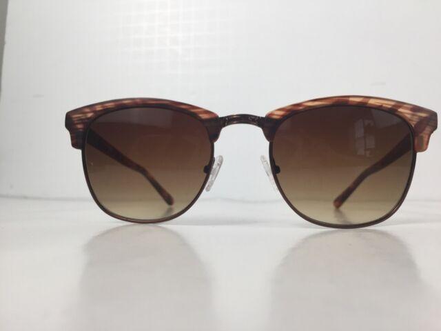 NWT GUESS GF0170 Womens Sunglasses Havana//Brown $68