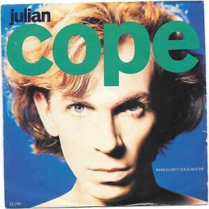 Julian-Cope-7-034-Single-World-Shut-Your-Mouth-Umpteenth-Unnatural-Blues-IS-290