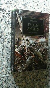 Black Library Warhammer 40k Horus Heresy Roman Fallen Angels-afficher Le Titre D'origine