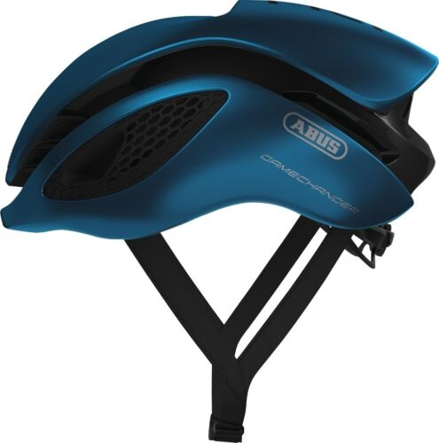 HELMET ABUS GameChanger AERO STEEL BLUE