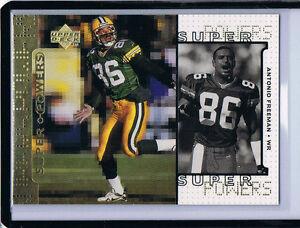 1998-Upper-Deck-Super-Powers-GOLD-NONDIECUT-1-1-ERROR-Antonio-Freeman-Packers