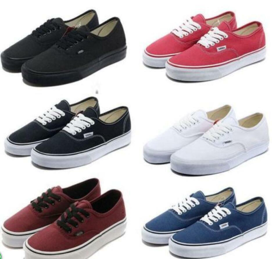 Chic Mens classic AuthenticTrainer casual Sneakers flats shoes canvas shoes Sneakers casual 2e821d