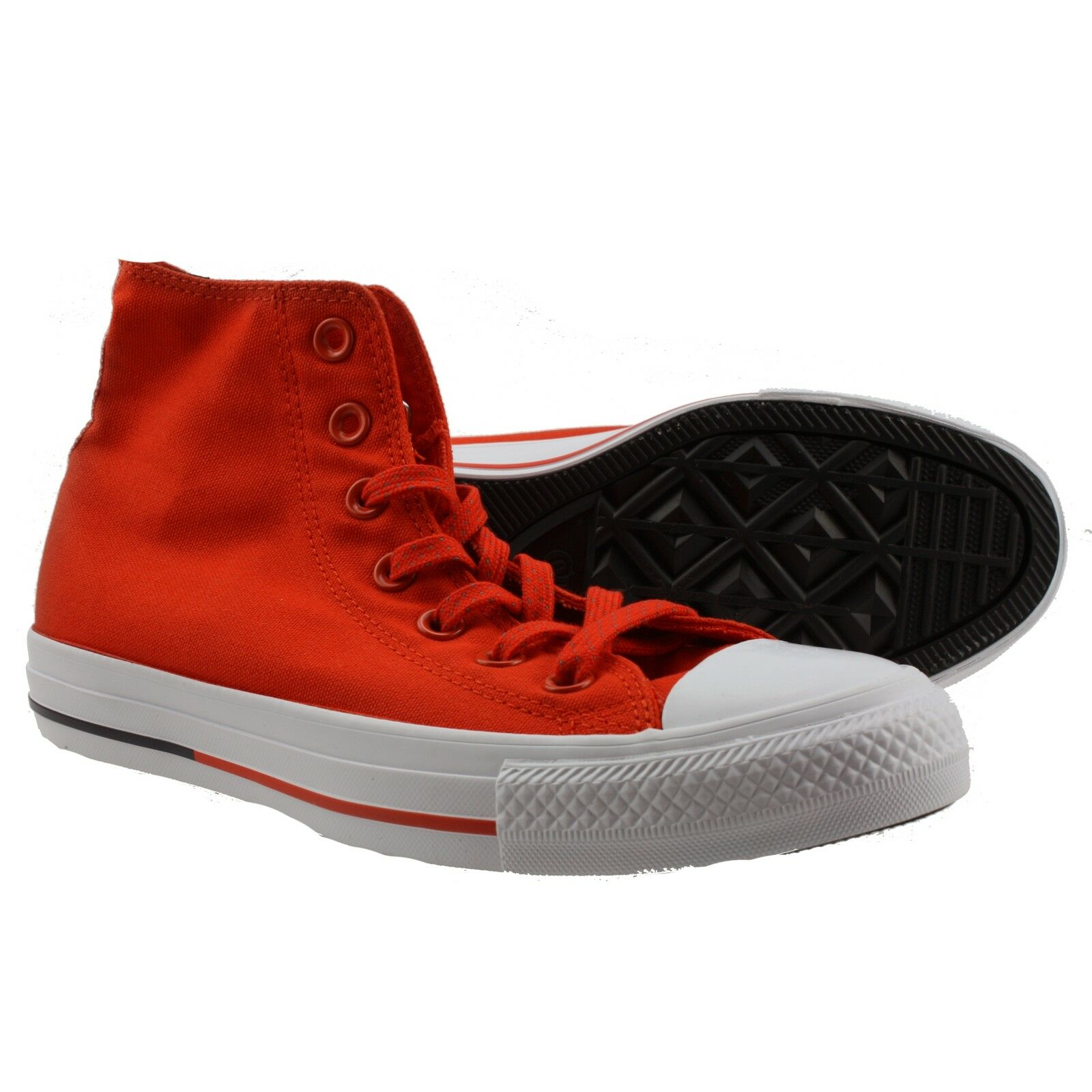 Converse Hi 153794c señal red/white/obsidiana Chucks zapatos caballero mujer
