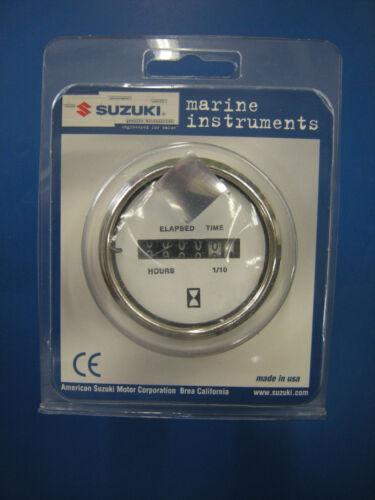 """Suzuki Outboard Parts 2/"""" Hour Meter  99105-80107"""