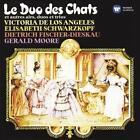 Duo Des Chats von Moore,De los Angeles,Fischer-Dieskau,Schwarzkopf (1991)