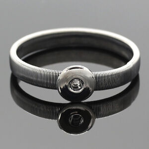 European-Metal-bracelets-drill-fit-for-noosa-snaps-chunk-charm-button