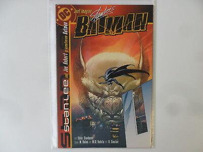 Schnelle Lieferung Dc Zustand: 1- Professionelles Design Stan Lee's Batman Panini Comics
