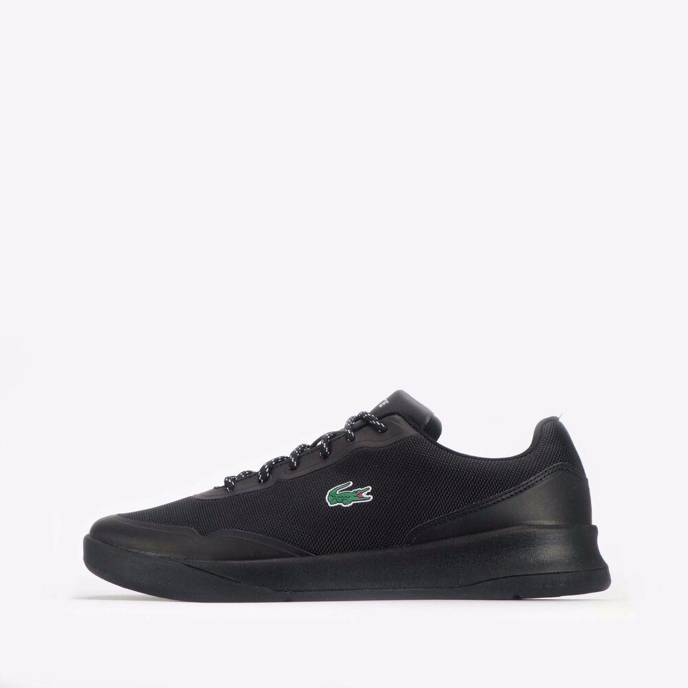 Lacoste LT Spirit Chaussures Hommes En Noir-