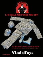 Bandit Joe 1/6 Air Force Digital Tigerstripe ABU Airman Battle Uniform BR-AF1000