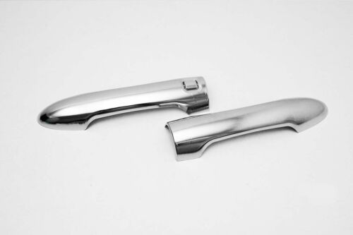 Chrome Door Handle Cover Molding 10p  for 2018 2019 All New Kia Picanto