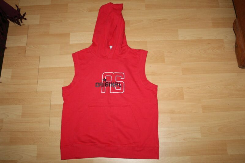 *kapuzenpullover~sweatshirt~training~basketball~kampfsport~Ärmellos~gr. 152*