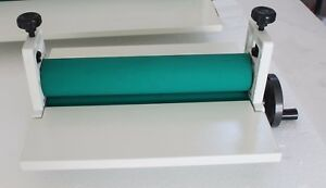 14in Manual Roll Laminating Machine Cold Laminator