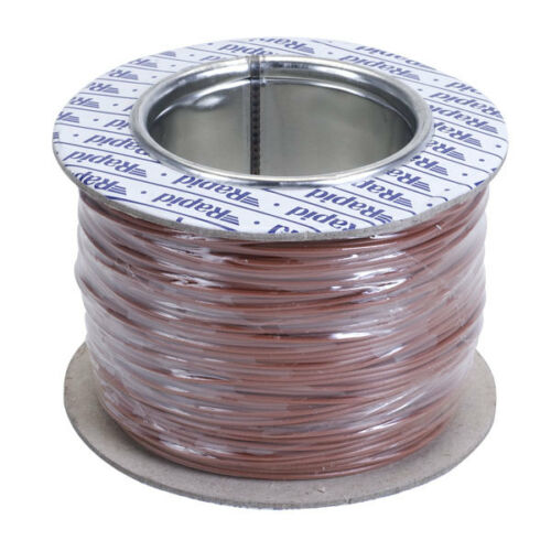 Model Railway Layout//Point Motor Wire Any 4 x 100m Rolls Deal 7//0.2mm 1.4A T48
