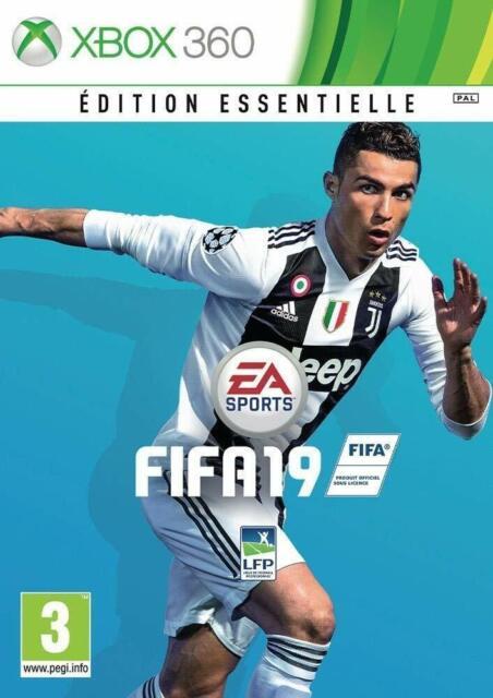 FIFA 19 EDITION ESSENTIELLE JEU XBOX 360 NEUF VERSION FRANCAISE