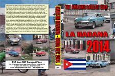 3007. Cuba. Havana. Cars. Dec 2014. Filmed on Christmas day around the Cuban cap