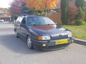 1991 Passat Wagon VR6 5 Speed (B3) PRICE REDUCED