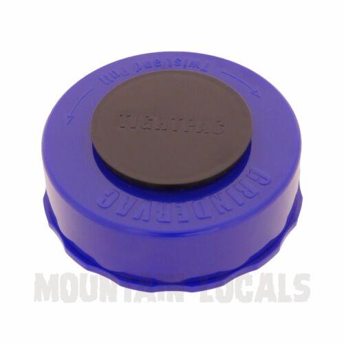 TightVac GrinderVac Pocket Storage Grinder Vacuum Sealed PocketPac Container