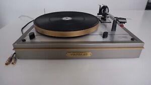 Thorens-TD-166-Excel-ES-70SH-Plattenspieler-Turntable