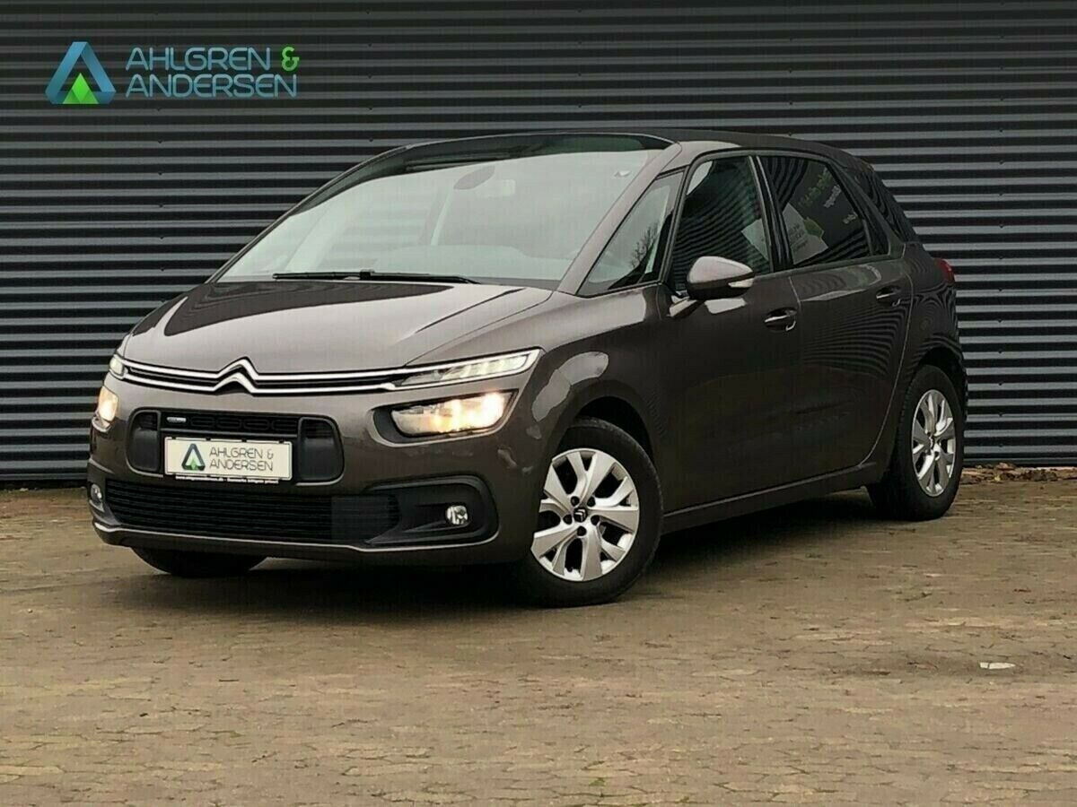 Citroën C4 Picasso 1,2 PT 130 Seduction 5d