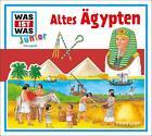 Was ist was Junior Hörspiel-CD: Altes Ägypten von Claudia Kaiser und Martin Lickleder (2014, CD)