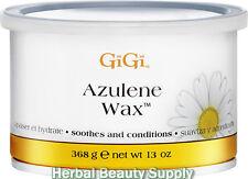 IF YOU BUY 4 U GET 1 FREE - 13oz Gigi Azulene Wax Hair Removal Soothe 0345 CAN