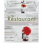 The Restaurant: from Concept to Operation by John R. Walker (2013, Hardcover)