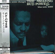 BUD POWELL-THE SCENE CHANGES-JAPAN MINI LP PLATINUM SHM-CD Ltd/Ed I71