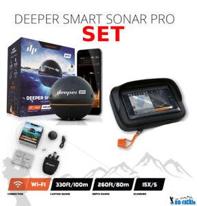 Neuf-Deeper-Smart-Sonar-Pro-Boitier-Piece-Wi-Fi-Echosondeur-Fishfinder-Rive-Et