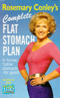 """""""AS NEW"""" Conley, Rosemary, Rosemary Conley's Complete Flat Stomach Plan: A Firme"""
