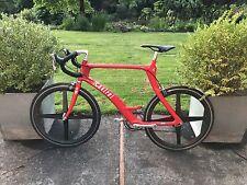 Kestrel KM40 Airfoil Spinergy Rev X Carbon Fiber Shimano Ultegra 600 Aero Bike