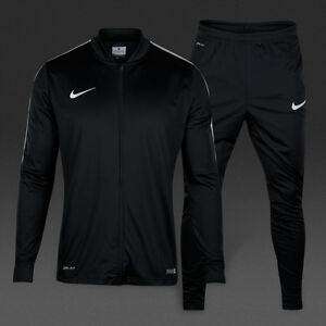 wide range 50% price new specials Details zu NEU Nike Academy 16 Knit Tracksuit Herren Trainingsanzug  Sportanzug 808757-010.