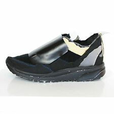 MAISON MARTIN MARGIELA inside-out deconstructed raw edge sneakers shoes 40.5 NEW