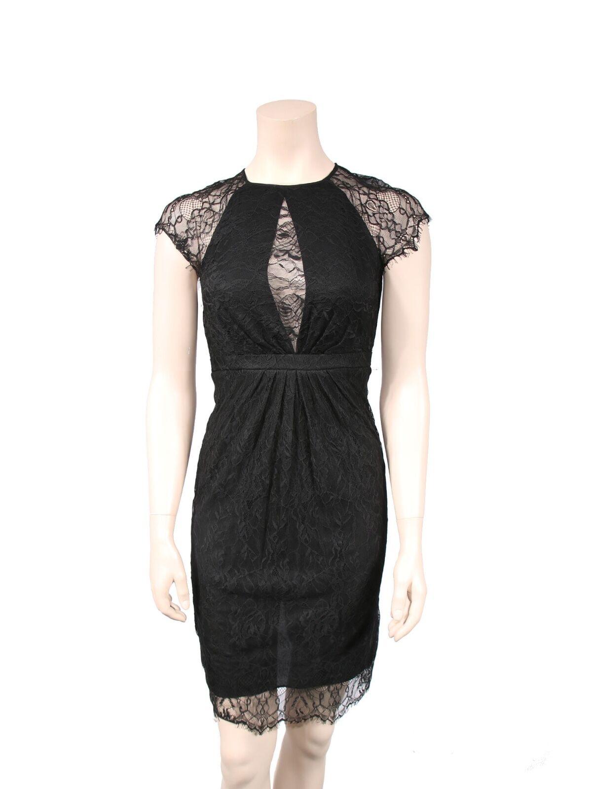 CATHERINE MALANDRINO Lace Dress (Größe 0)