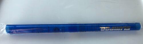 7-Eleven Slurpee GIANT MEGA Straw Blue Hard Plastic BRAND NEW SEALED HTF