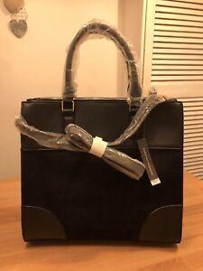 Dorothy Perkins Black Tote Shoulder Handbag! New! Only £29,90!!!