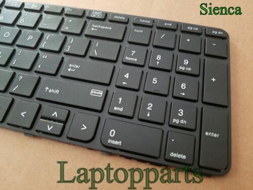 GENUINE Non-Backlit HP ProBook 650 655 G2 G3 i5 i7 US Laptop Keyboard Framed NEW