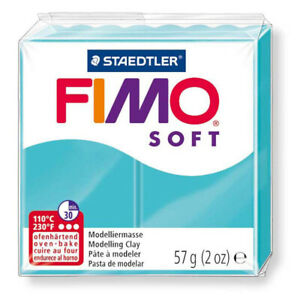 FIMO-SOFT-57gr-PEPERMINT-Sculpting-Clay-GSW