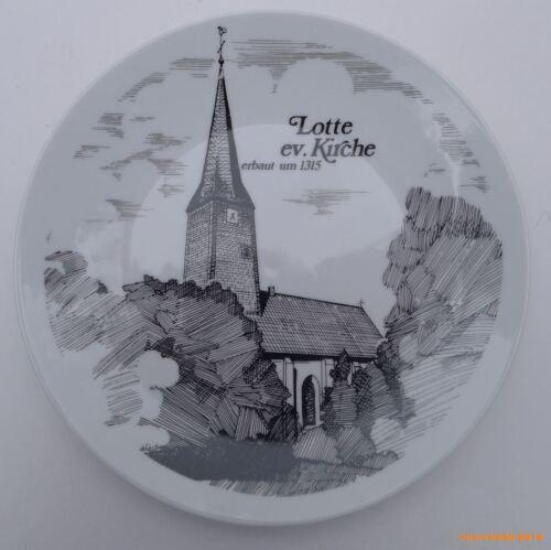 Sammelteller Ev. Kirche Lotte Evangelische Kirchen Tecklenburger Land