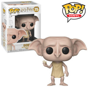 Dobby Snapping Fingers Funko Pop Vinyl Figure Official Harry Potter Collectables Ebay