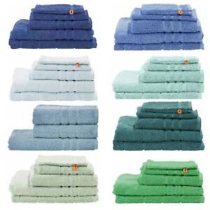 8aee556e34 Frottee Set Daily - 5 Größen / 8 Farben - 100% Baumwolle - Handtuch ...