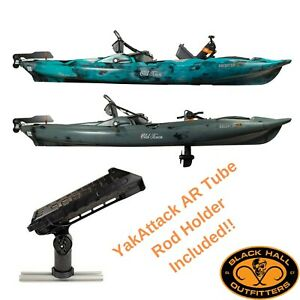 Details about Old Town Limited Edition Predator PDL X Predal Drive Fishing  Kayak