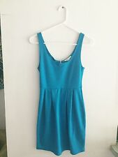 Forever 21 Teal Dress Size M
