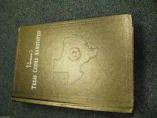VERNON'S TEXAS CODES ANNOTATED PENAL Volume 2  (2003 Edition)