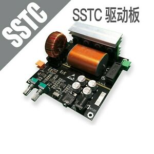 SSTC integrated driver board product integrated solid-state