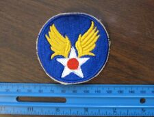 USAF US Airforce US Army Ärmelabzeichen Patch Paratrooper Pilot Wings WK2 WWII
