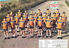 TEAM MOLTENI 1971 SQUAD POSTER EDDY MERCKX TOUR DE FRANCE CHAMPION