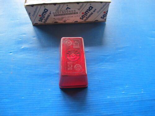 Feu standard de gabarit arrière rouge Seima pour tous Véhicules Utilitaires