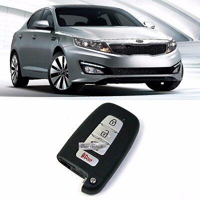 OEM Keyless Panic Smart Key Remote Immobilizer Blank For KIA 2011-2013 Optima K5